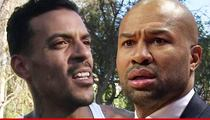 Matt Barnes Punched Derek Fisher In the Mouth ... Witness Says