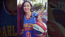 Harlem Globetrotters -- Female Player Sues Team ... 'I'm Not a Slut'