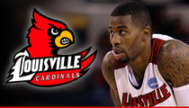 Terrence Williams -- I NEVER Bought Sex At Louisville ... 'Cause I Didn't Need To