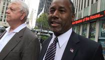Ben Carson -- Dumb Reporters Make Me Chuckle ... Not School Shootings (VIDEO)