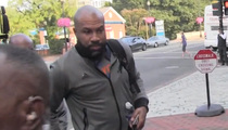 Derek Fisher -- Surfaces In D.C. ... Do I Look Beat Up? (Video)