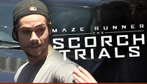 Dylan O'Brien Did Not Jack Native American Artifacts ... 'Maze Runner' Studio Says