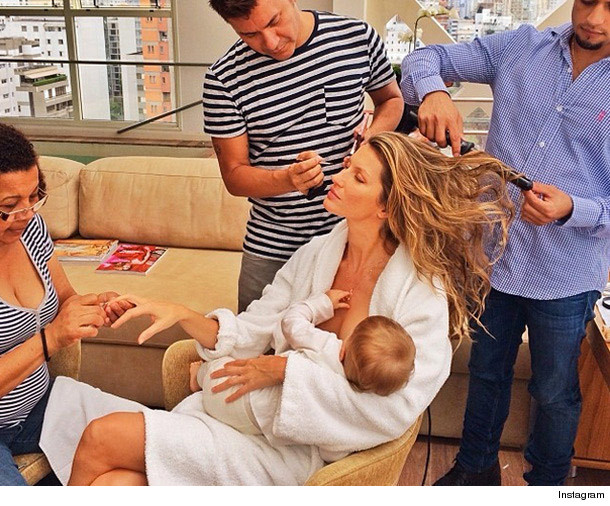 Jessie James Decker Shares Breastfeeding Pic With Baby ...