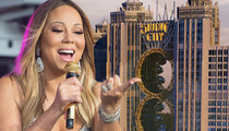 Mariah Carey Performs in China ... Forever Egg Foo Yung