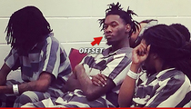 Migos Rapper Offset -- I'm Not A Gang Member So Let Me Outta Jail!!