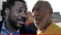 Malcolm-Jamal Warner -- What Saddens Me Most About Cosby Scandal ... The Show's Legacy