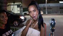 Diddy's Baby Mama Kim Porter -- BLASTS DEREK FISHER ... 'Trifling, Trifling, Trifling' (VIDEO)