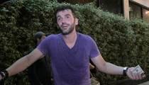 Tony Dovolani -- Sweaty and Bummed Over 'DWTS' Booting Kim Zolciak (VIDEO)