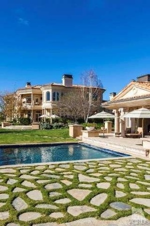 Britney Spears' New Thousand Oaks Home