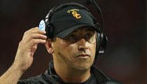 USC's Steve Sarkisian -- Forced 'Leave of Absence' ... 'He