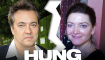 'Hung' Co-Creator -- My Marriage Went Limp ... Files for Divorce