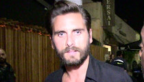 Scott Disick -- Checks into Rehab ... for His Kids