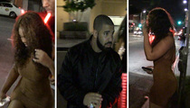 Drake -- Comfy in Club with New Woman (VIDEO)