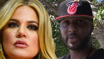 Khloe Kardashian -- Still Married to Lamar and Making Medical Decisions
