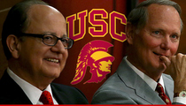 USC President -- WE'RE NOT FIRING PAT HADEN