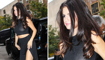 Selena Gomez -- Happy No Bra Day! (PHOTO)