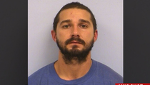 Shia LaBeouf to Austin Cops -- You Can't Arrest Me, 'Silly Man' ... I'm in the Military!!