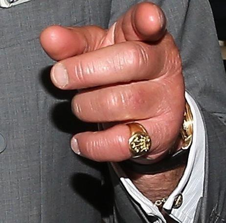 Mens Diamond Pinky Rings - Pinky Rings For Men - Avianne & Co