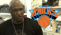 Lamar Odom -- Knicks Weren't Interested In Odom Comeback