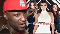 Lamar Odom -- 'KUWTK' Cameras NOT Rolling