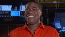 "Tracy Morgan Jokes About Brain Damage In ""SNL"" Promo Following Traumatic Car Accident"