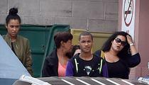 Lamar Odom's Son, Daughter, Baby Mama Make Hospital Visit