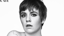 Lena Dunham Poses Topless For Harper's Bazaar, Talks Internet Bullying