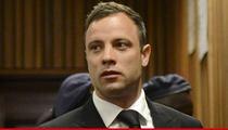 Oscar Pistorius -- I'M GETTIN' OUT!!!