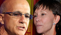 Jimmy Iovine's Ex-Wife -- Creepy Fan Thinks He's My Son ... Wants a Loan Too!!