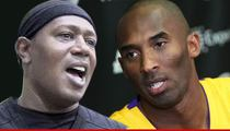 Master P to Kobe -- 'The Truth Hurts' ... Where Were You Last Month?