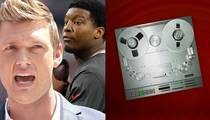 Nick Carter to Jameis Winston -- TAKE MY ADVICE ... Stay Outta Tampa Strip Clubs!! (VIDEO)