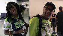 NFL's Richard Sherman -- I HOOK MY FAMILY UP ... $2 Mil Home, Plane Tix & Super Bowl Ring!