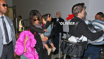 Halle Berry and Olivier Martinez Sued -- Your Unprovoked Attack Is Gonna Cost You Millions (VIDEO)