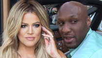 Khloe Kardashian, Lamar Odom Call Off Divorce ... We're Giving Marriage a Second Chance