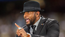 Ray Lewis -- I Was Dressed Too Nice to Kill ... On Night of ATL Murders