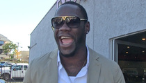 Boxing Champ Deontay Wilder -- Canadian PM Can Brawl ... Putin Better Watch Out