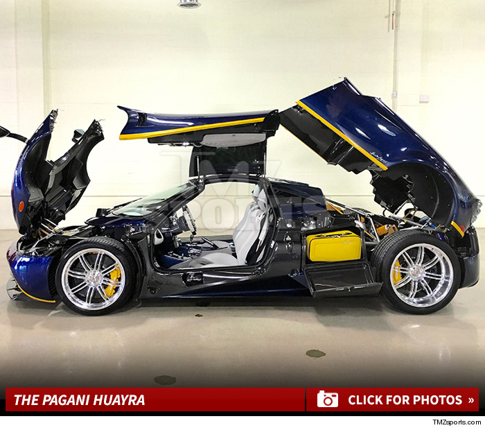 Floyd Mayweather Gunning For 30 Mil Car Collection