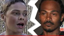 'Saved By The Bell' Star Lark Voorhies -- Pulls The Plug On Bizarre Vegas Marriage