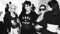 Kim Kardashian -- It's My Birthday ... But Everybody's Gotta Stick Out (VIDEO)