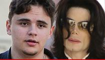 Prince Jackson -- Michael Jackson Might NOT Be My Biological Dad ... But I Don't Care