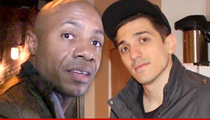 Ex-NBAer Jay Williams -- I'm Un-Retiring ... To Crush MTV Star 1-On-1