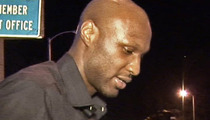 Lamar Odom -- Security Guarding Hospital Room 24/7