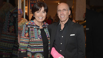 DreamWorks Animation CEO Jeffrey Katzenberg -- Car Crashes, Surgeries and Bum Arms Won't Keep Me From Work!