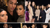Olivier Rousteing -- My Birthday Party's the Balm!!!
