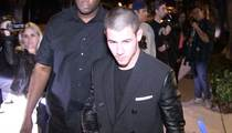 Nick Jonas -- I Got Nothin' to Say About Acing Out Adam Lambert