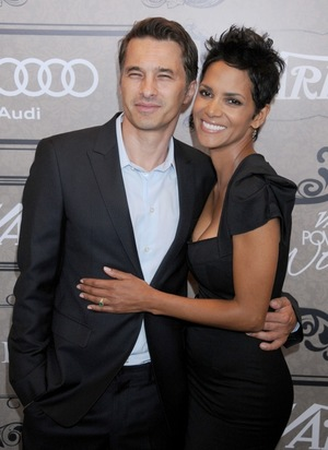 Halle Berry & Olivier Martinez Photos