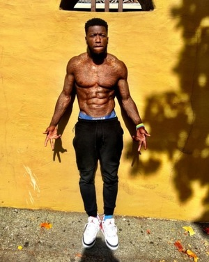 NBA's Nate Robinson's Flexin' Photos