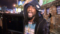 Wale -- I'm Not Dissing Frank Ocean, But He Definitely Got a 'Gay' Boost (VIDEO)