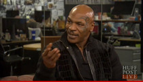 Mike Tyson -- DONALD TRUMP FOR PREZ ... 'He's the Man'