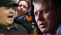 Lenny Dykstra -- MLB Umpires Call BS On Extortion ... 'He's Full of Sh*t'